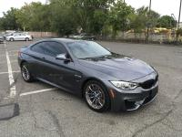 2015 BMW in M4 Coupe in MIneral Grey Metallic with
