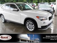 Scores 32 Highway MPG and 22 City MPG! This BMW X1