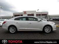 2015 Buick LaCrosse Leather, Front Wheel Drive, 3.6
