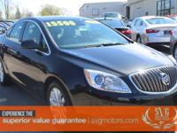 CAR FAX ONE OWNER, REAR VIEW CAMERA, 32 MPG HIGHWAY,