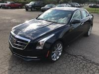 Dark Adriatic Blue Metallic 2015 Cadillac ATS 2.0L