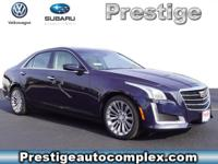 This 2015 Cadillac CTS 2.0T Luxury Collection is a real