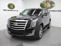 CARFAX One-Owner. 2015 Cadillac Escalade Luxury RWD