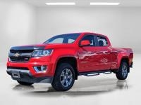 Red 2015 Chevrolet Colorado Z71 4WD 4WD. 6-Speed
