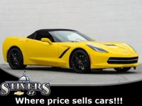 2015 Chevrolet Corvette Stingray Z51 3LT Velocity