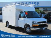 Only 8,930 Miles! This Chevrolet Express Commercial