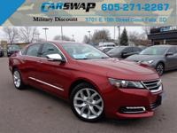 COME CHECK OUT THIS SHARP LOOKING 2015 CHEVY IMPALA
