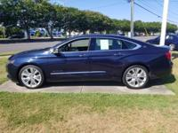 CARFAX One-Owner. Clean CARFAX. blue velvet metallic