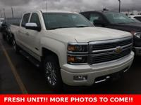 CARFAX One-Owner. Certified. Silverado 1500 High