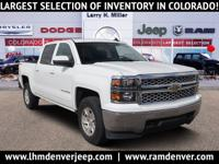 Check out this gently-used 2015 Chevrolet Silverado