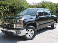 This is the Silverado you've been looking for. With
