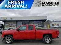 Did you know this 2015 Chevy Silverado is equipped with