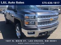 A stand-out in its class, our 2015 Chevrolet Silverado
