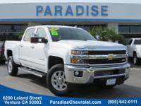 Only 35,548 Miles! This Chevrolet Silverado 2500HD