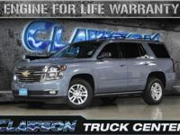 CARFAX One-Owner. 2015 Chevrolet Tahoe LTZ EcoTec3 5.3L