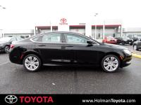 2015 Chrysler 200 Limited, Front Wheel Drive, 2.4