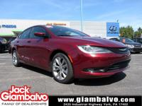 2015 CHRYSLER 200 S AWD ...... LOCAL TRADE IN .......