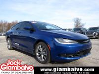 2015 CHRYSLER 200 S AWD ....... ONE LOCAL OWNER .......