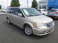 CARFAX One-Owner. Clean CARFAX. 2015 Chrysler Town &
