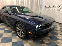 Jazz Blue Pearlcoat 2015 Dodge Challenger R/T Plus RWD