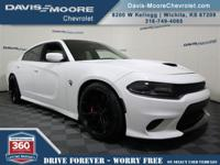 2015 Dodge Charger SRT Hellcat Bright White Clearcoat