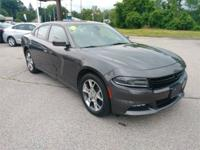 Recent Arrival! 2015 Dodge Charger SXT AWD. Odometer is