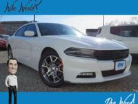 CARFAX One-Owner. Charger SXT AWD, 4D Sedan, 3.6L