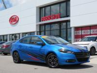 2015 Dodge Dart Limited/GT Laser Blue *One Owner*,