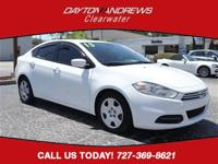 CARFAX One-Owner. This 2015 Dodge Dart SE in Bright