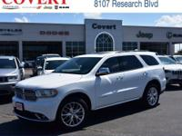 This Dodge Durango is conveniently located at Covert