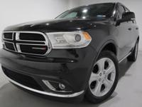 Clean CARFAX. 2015 Dodge Durango Limited AWD 8-Speed