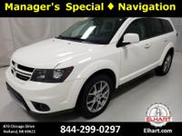 **NEW TIRES** OFF LEASE 2015 Dodge Journey CLEAN