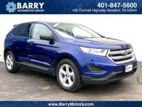 This 2015 Ford Edge SE is proudly offered by Barry's