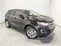 CARFAX One-Owner. 2015 Ford Edge SEL Black 20/28