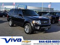 Tuxedo Black Metallic 2015 Ford Expedition Limited RWD