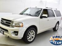 2015 Ford Expedition EL Limited Priced below KBB Fair