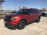 Check out this 2015 Ford Explorer Sport. Its Automatic