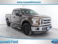 This outstanding example of a 2015 Ford F-150 XL is