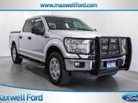 This 2015 Ford F-150 XLT is proudly offered by Maxwell