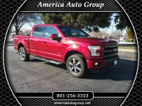 LARIAT FX4 SPORT PACKAGE 4X4 3.5 ECOBOOST! 5.5FT BED!!