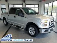 2015 Ford F-150 XLT 4WD 6-Speed Automatic Electronic