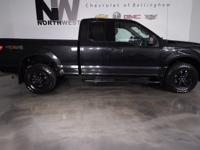 XLT PACKAGE, 4WD, BLUETOOTH, BED LINER, RUNNING BOARDS,