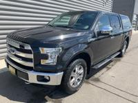 2015 Ford F-150 Lariat 4WD Recent Trade In, Navigation