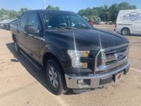 Magnetic Metallic 2015 Ford F-150 XLT 4WD 6-Speed