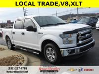 2015 Ford F-150 RWD 6-Speed Automatic Electronic 5.0L