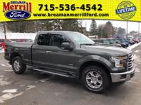 Check Out this 2015 F150 XLT! Equipped with the Chrome