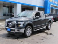 Backup Camera, Bluetooth, XLT Package, Super Cab, 2.7L