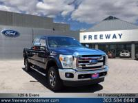 CREW CAB 4WD 6.7L LARIAT EDITION W/THE ULTIMATE PACKAGE