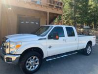 My wife and I purchased this certified F-350 FX4 and
