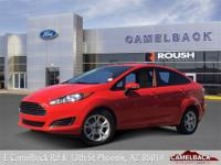 CARFAX One-Owner. Fiesta SE, 4D Sedan, 1.6L I4 Ti-VCT,